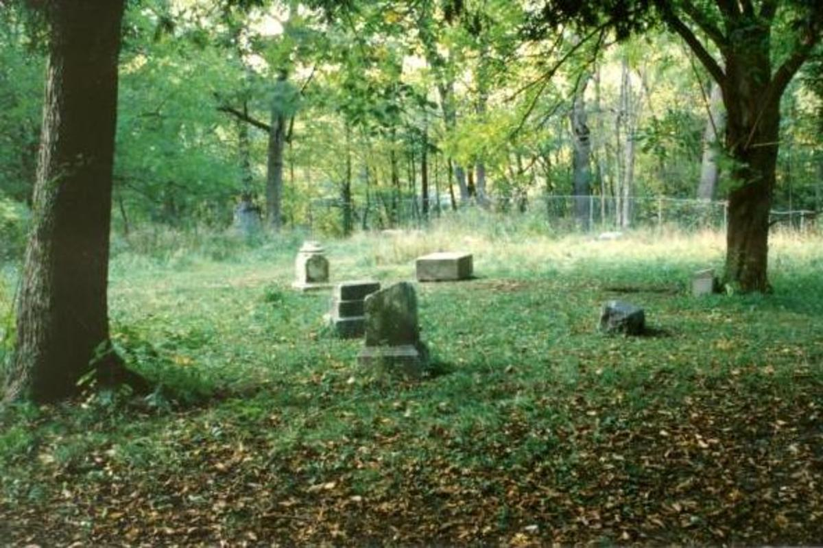 Really Haunted Cemeteries