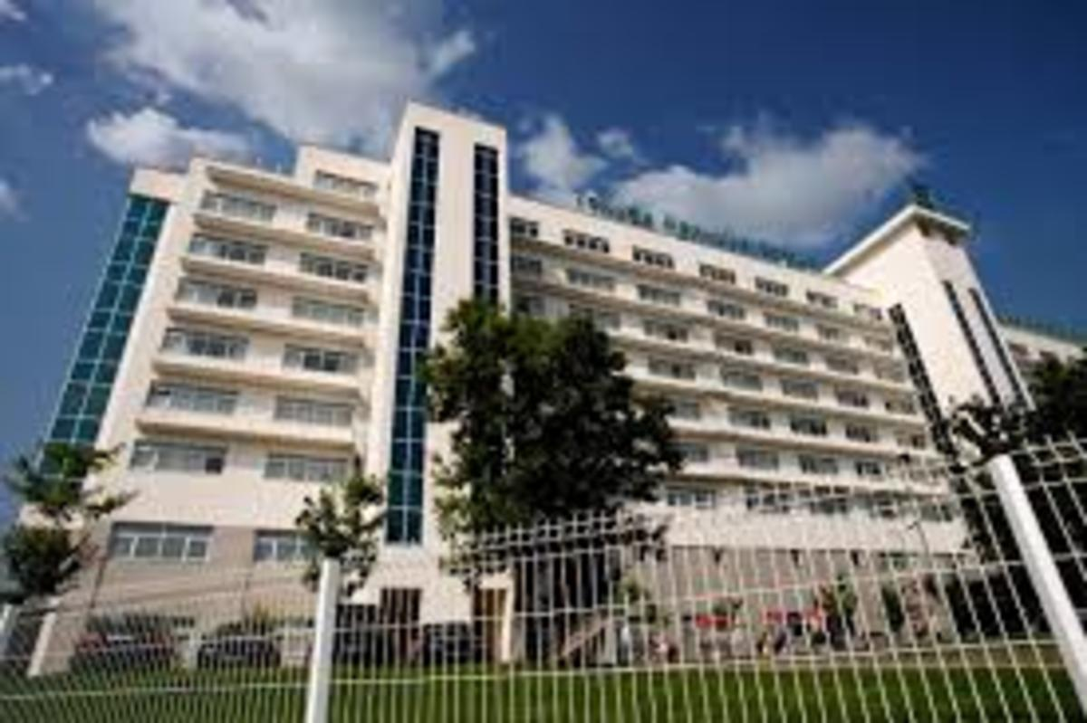 Tokuda Hospital, in Sofia, Bulgaria, an established, internationally renowned, award winning hospital.