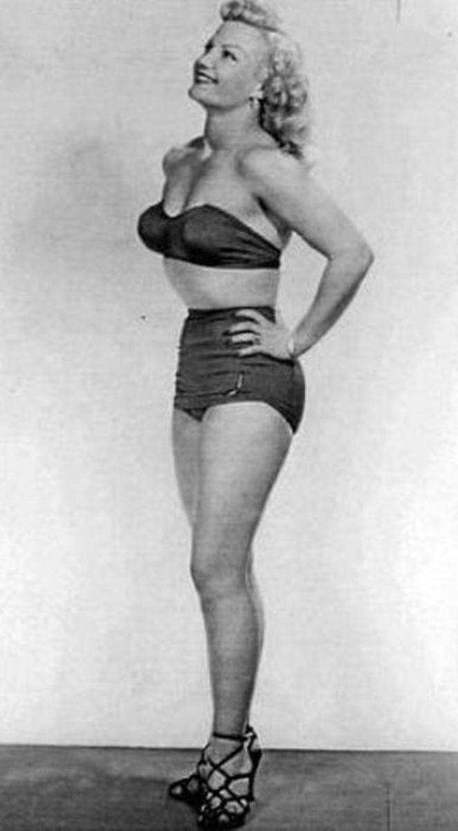 Nell Stewart - Classic Women's Pro Wrestling