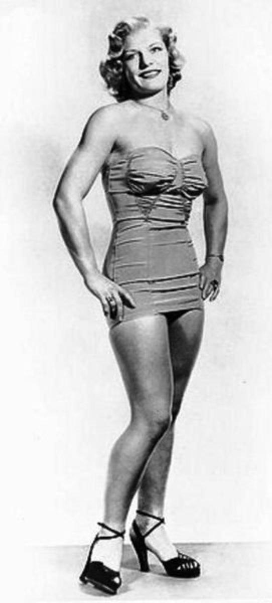 Classic Women's Pro Wrestling - Ella Waldek