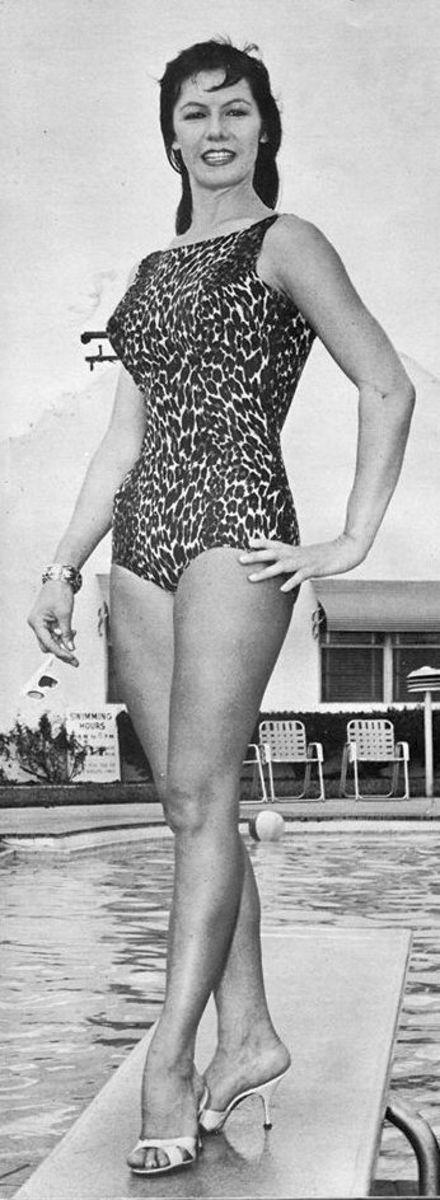 Ann Casey - Vintage Women Wrestling