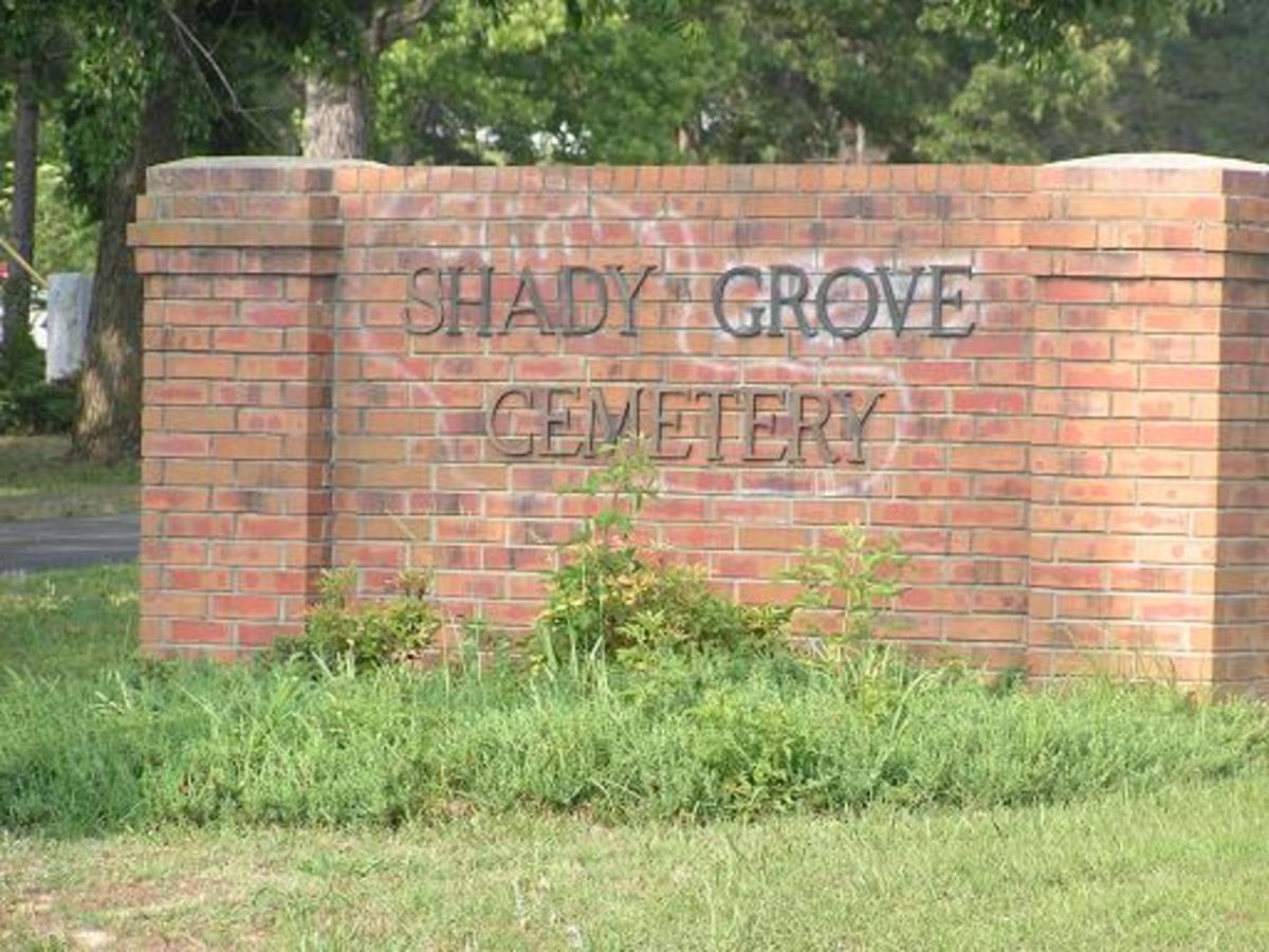 Haunted Cemeteries of Arkansas