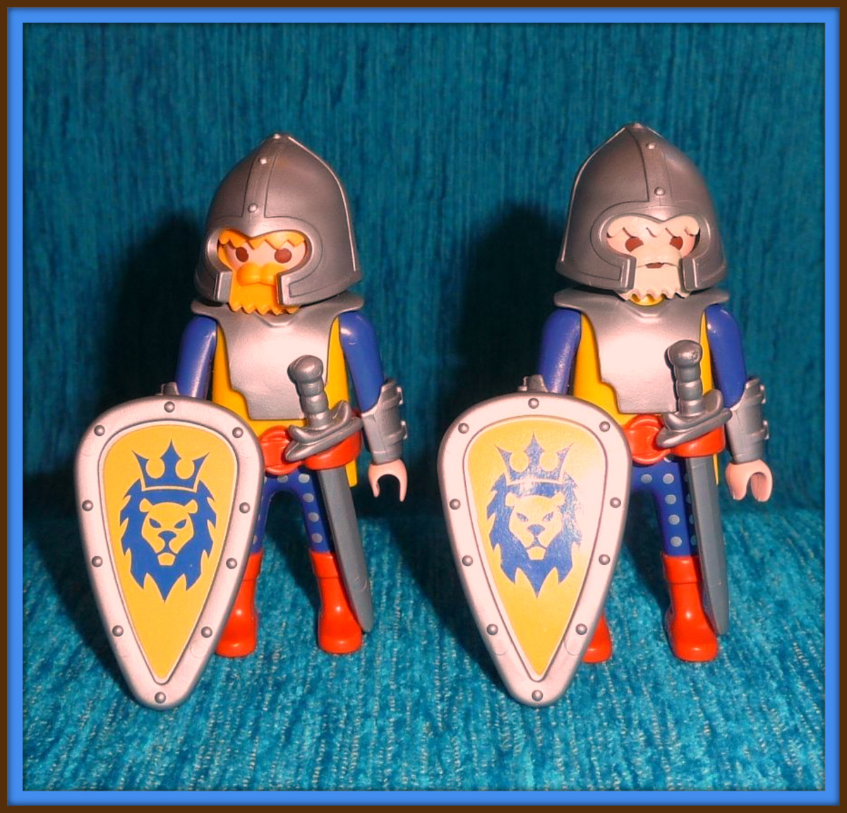Playmobil Medieval Knights come in a huge selection, and each year new ones are made to replace ones that are no longer in production.