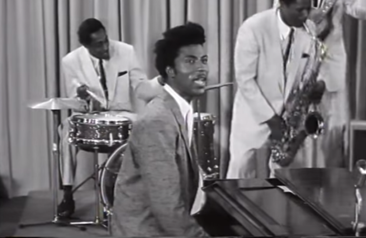 Little Richard was one of the pioneers of rock n' roll music