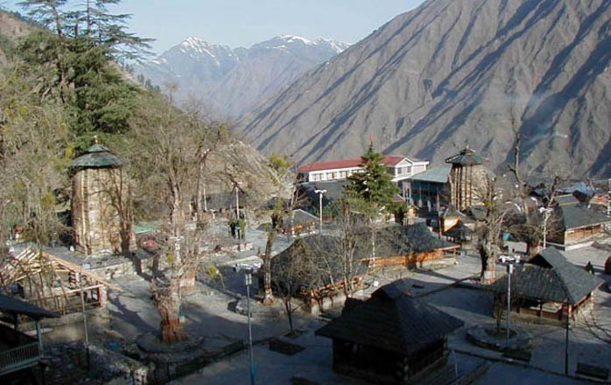Chaurasi Temple- Bharmour meaning 84 Temples