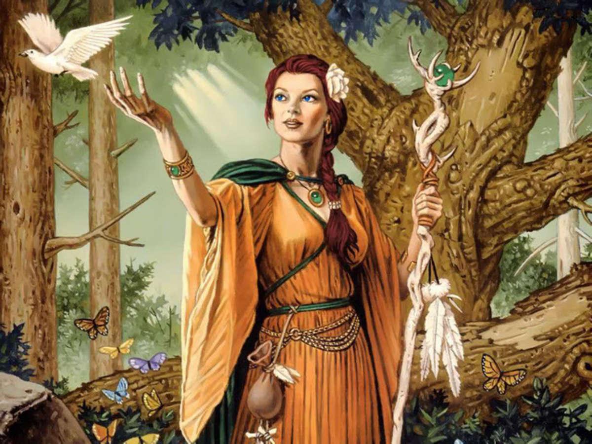 Rhiannon Goddess