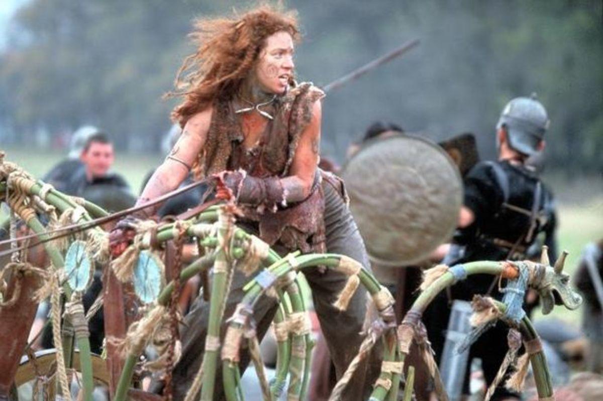 Boudicca England's famous Celtic Queen
