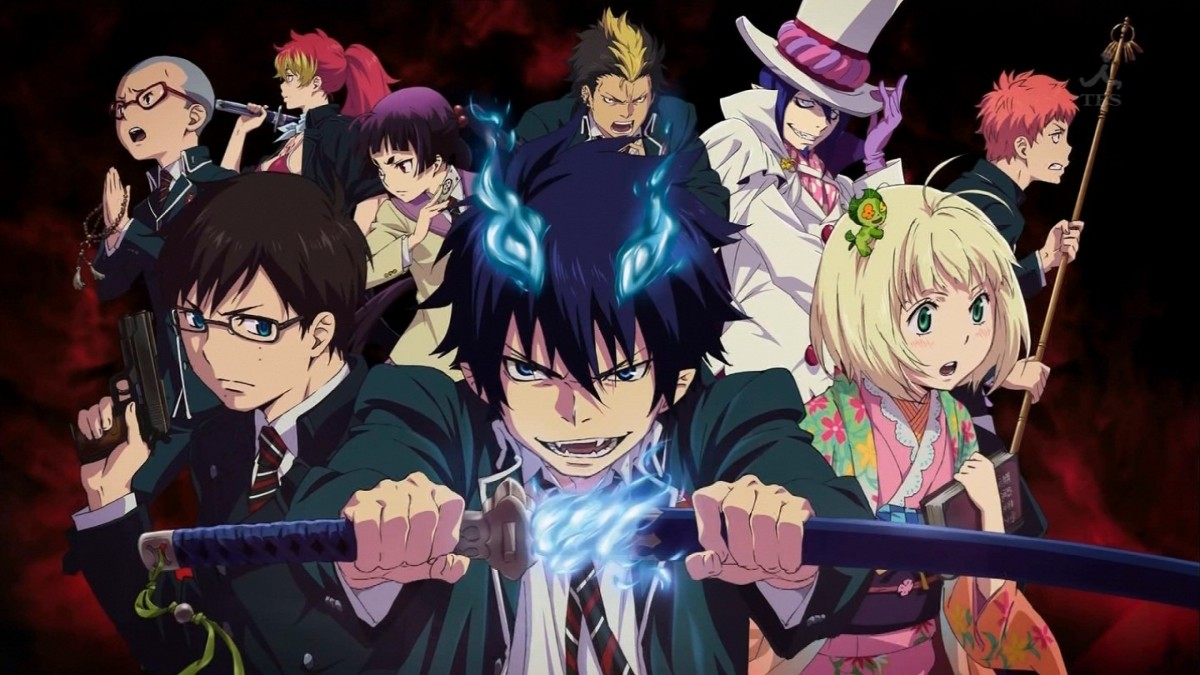 184 Facts about Ao no Exorcist (Blue Exorcist)