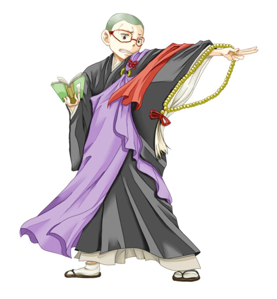 Konekomaru Miwa.