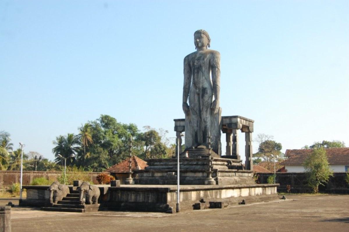 Bahubali Statue - Venur