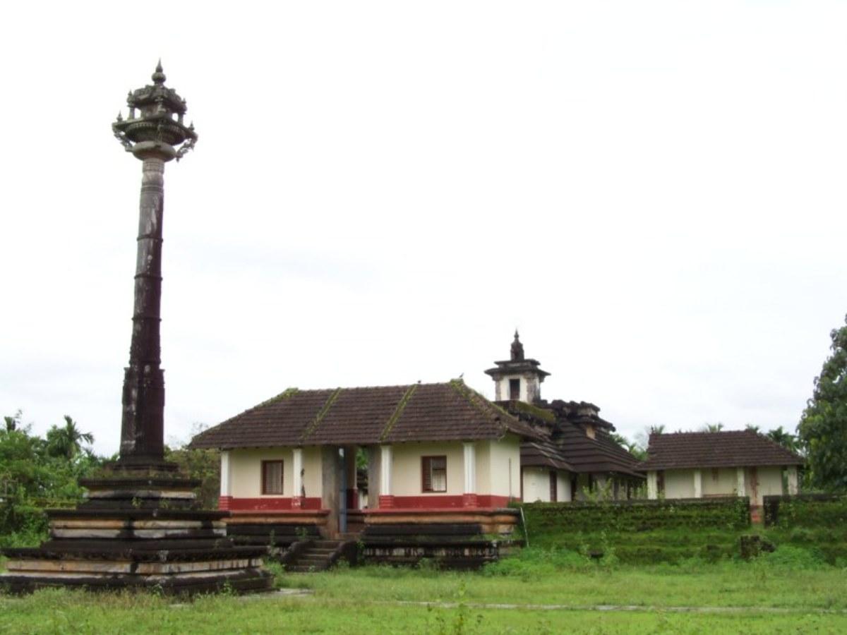 Venure Jain Temple