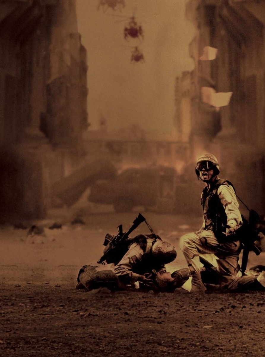 Top 10 Must-Watch War Movies Like Black Hawk Down