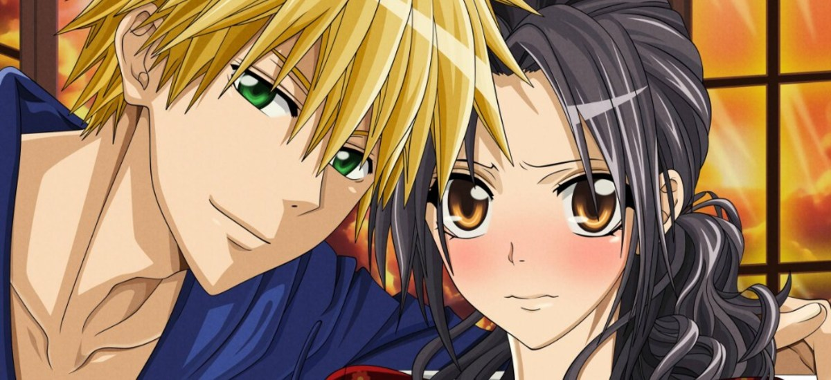 Best Shoujo Romance Anime Kaichou Wa Maid Sama