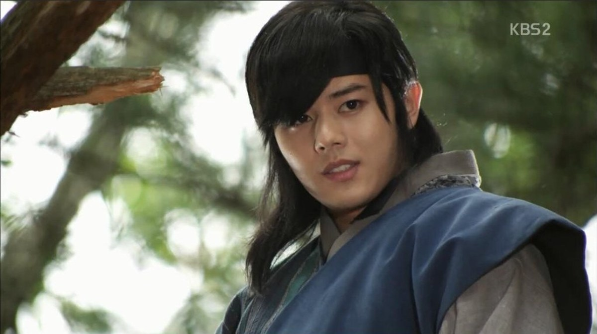 Resulta ng larawan para sa Kim Dong Jun joseon