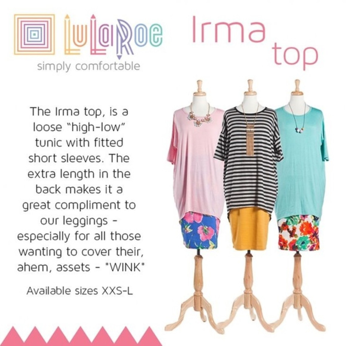 How To Find The Right Lularoe Clothing Size For You Hubpages