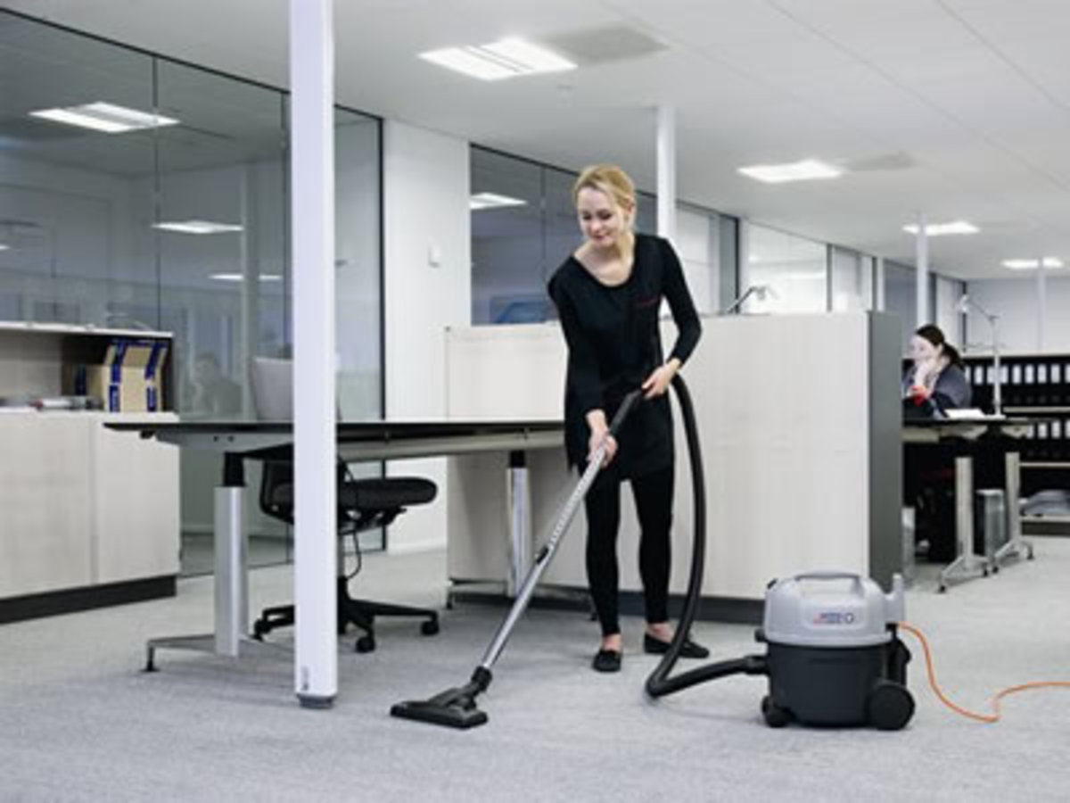 Important Facts Pertaining to Office Cleaning