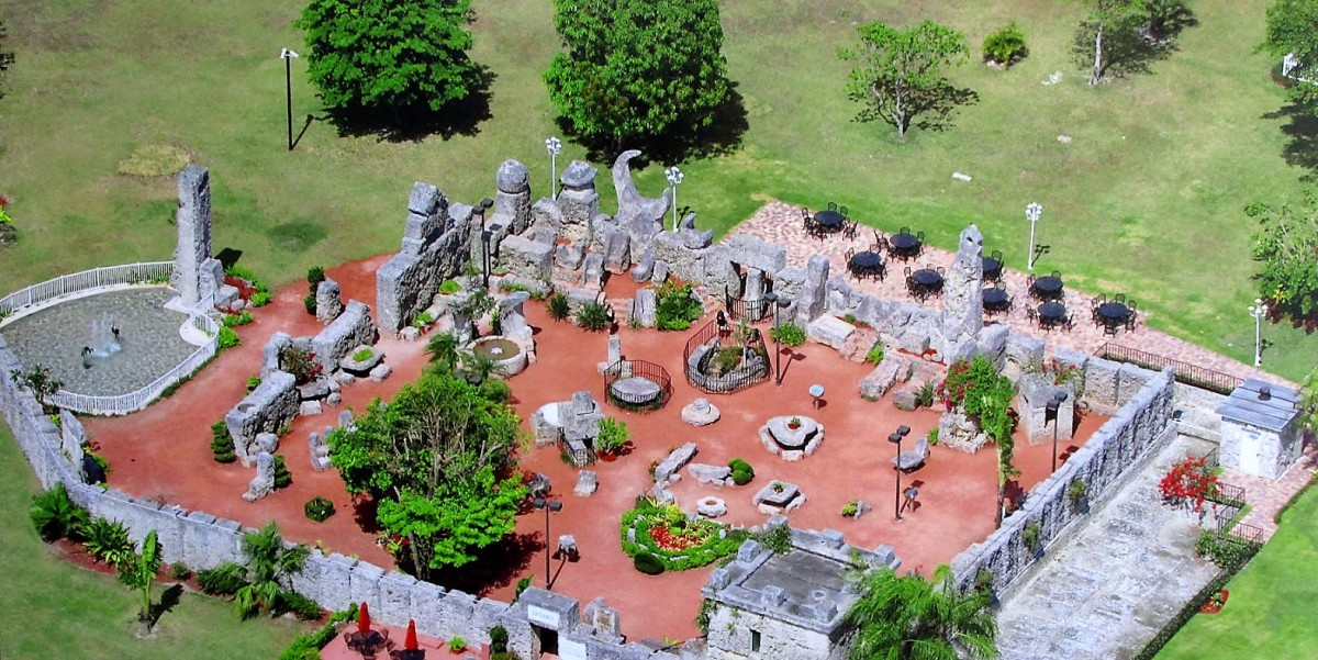 Visit the Coral Castle and Witness an Amazing Engineering Achievement