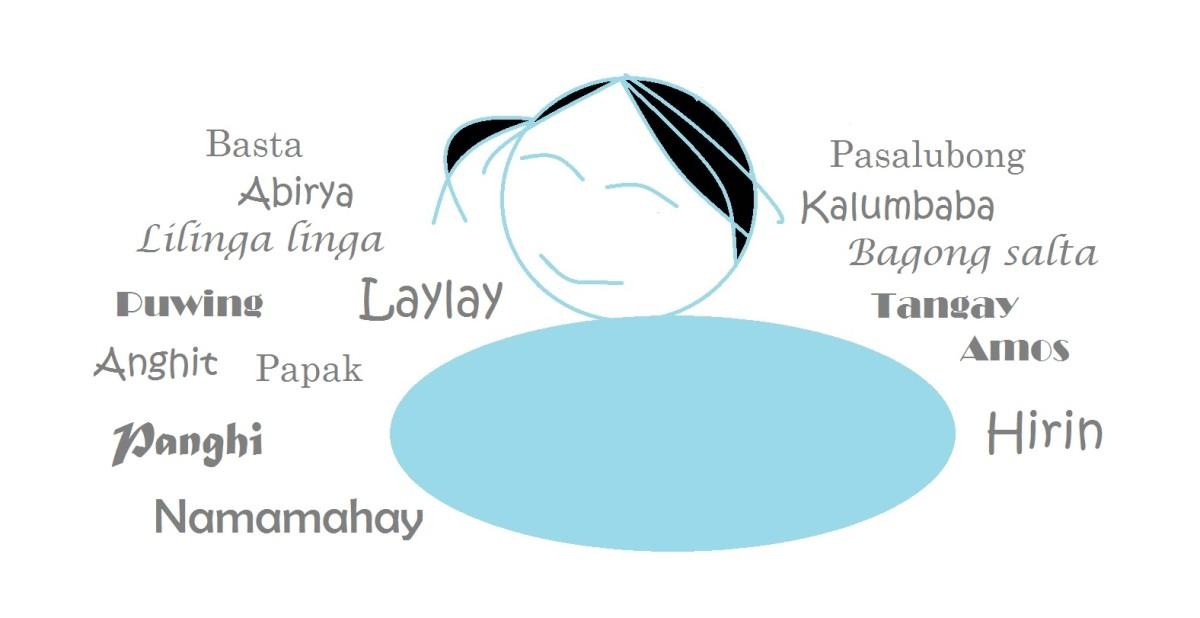 Weird Filipino Words