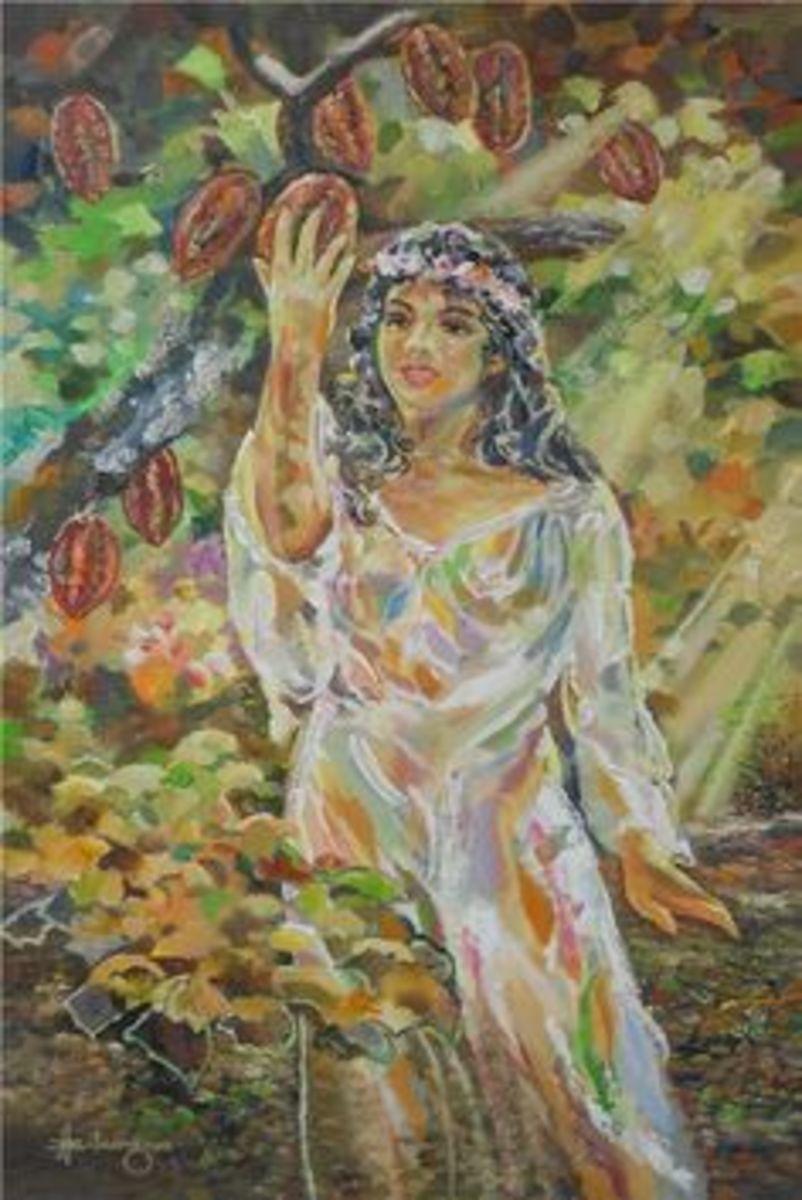 Maria Cacao by Mariliza Reyes-Bulaong