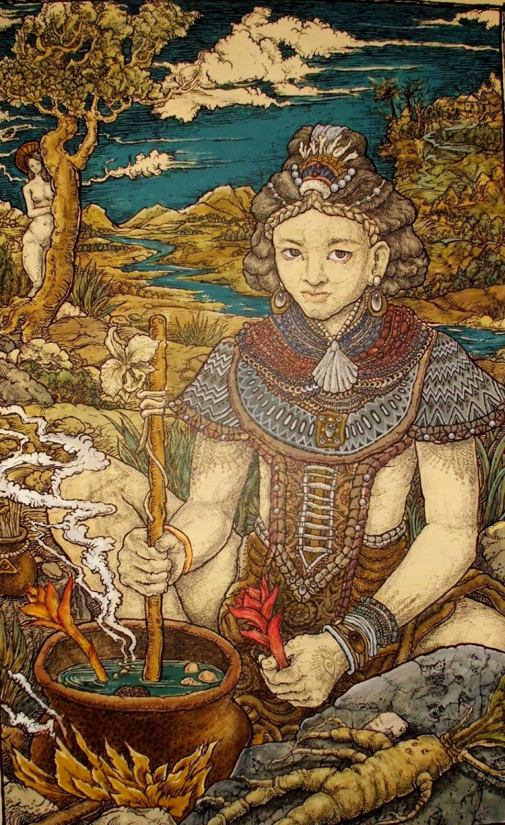 Babaylan: The Ancient Witches of Tribal Philippines