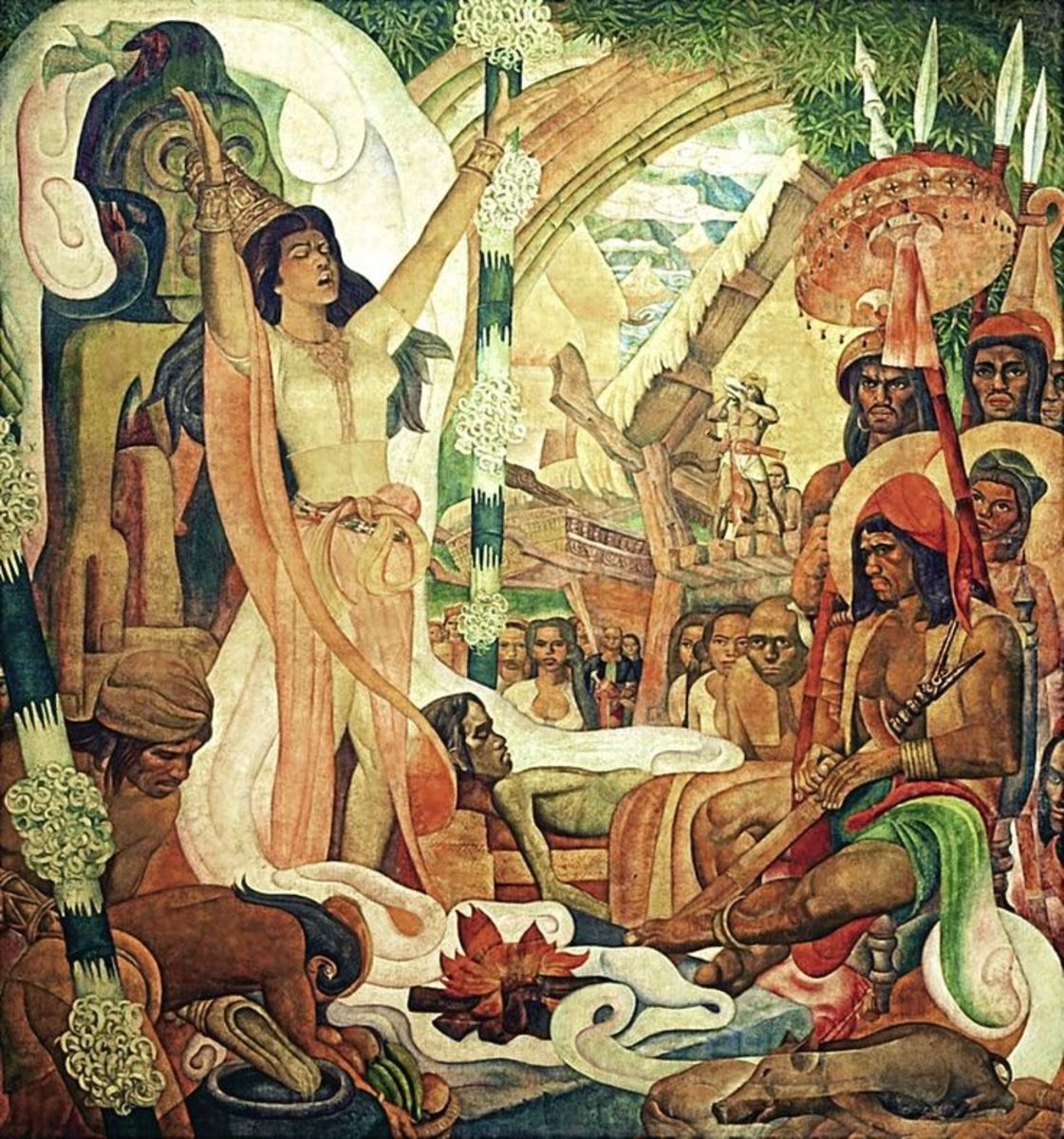Babaylan: The Ancient Witches of Tribal Philippines | HubPages