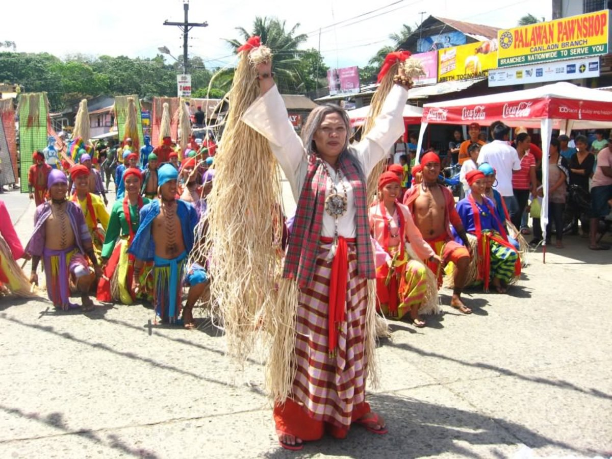 The Babaylanes Festival of Bago, Negros  Occidental is based on the rituals performed by the babaylans.