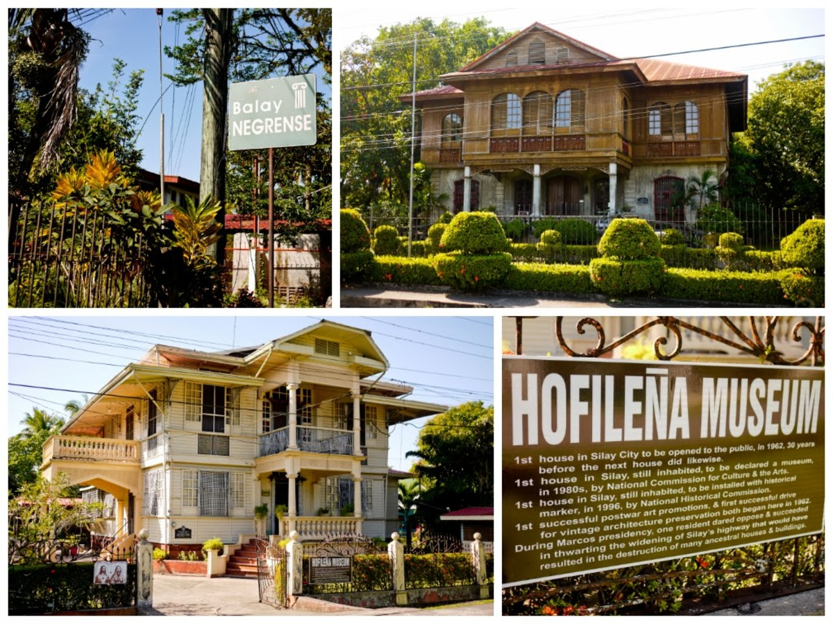 A Living Portrait: The Hofilena Ancestral House