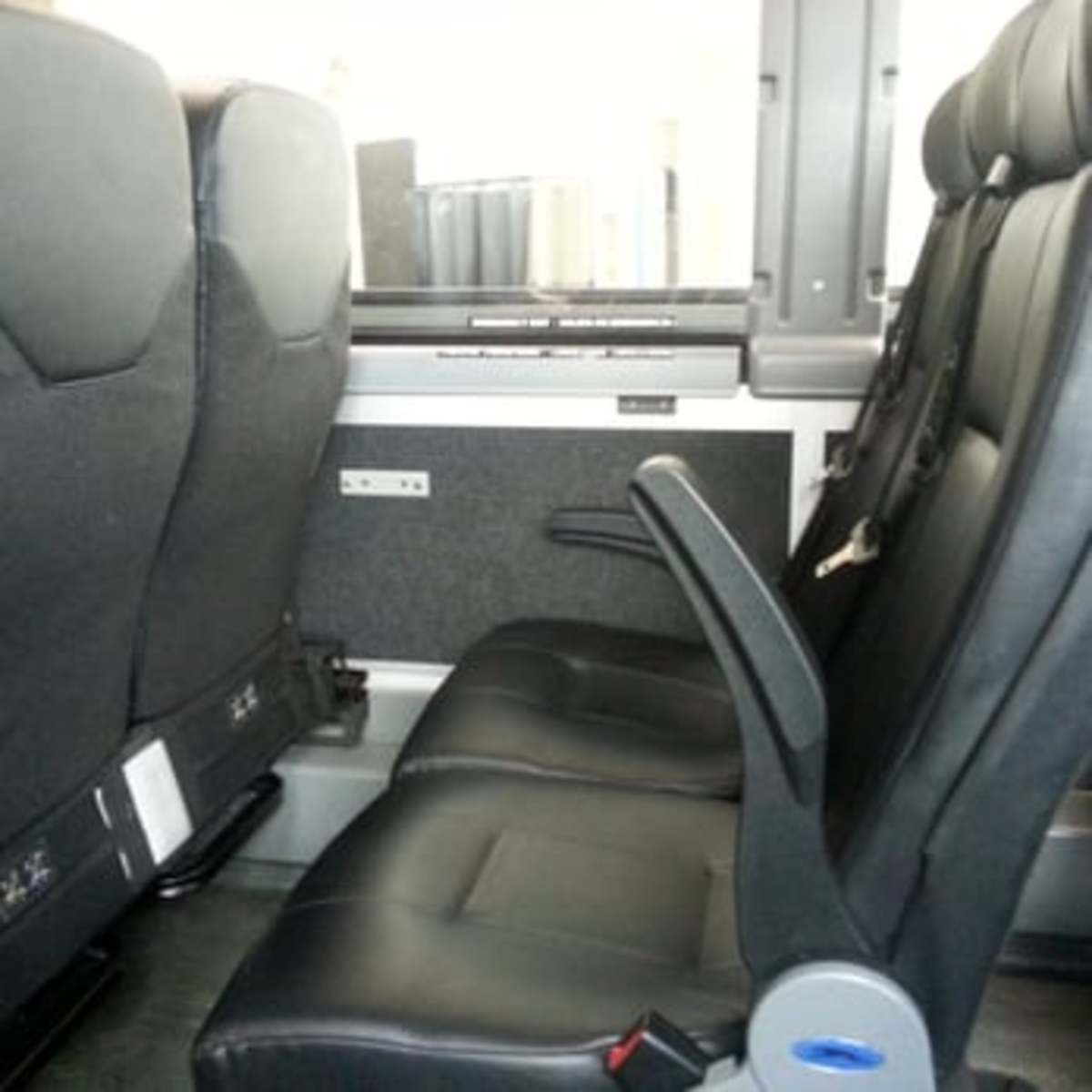 the truth about the power outlets on the greyhound bus | hubpages