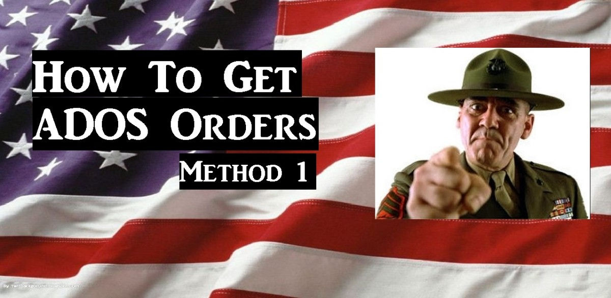 How to Get Active Duty Orders (National Guard & Reserves)