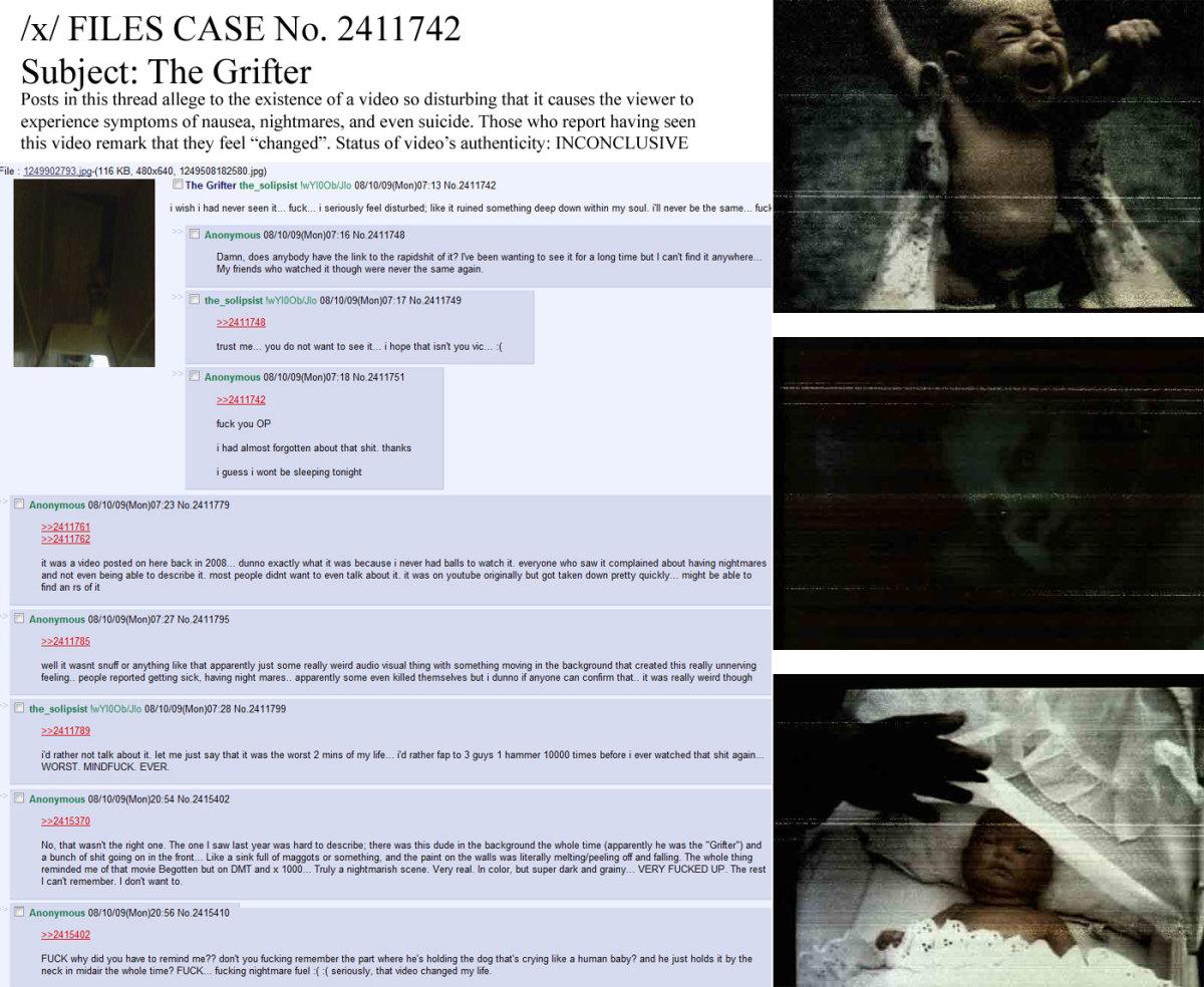 A screenshot of the original thread.