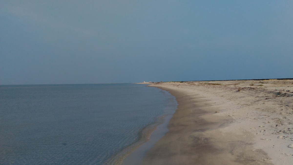 Calm and Cool - Bay of Bengal