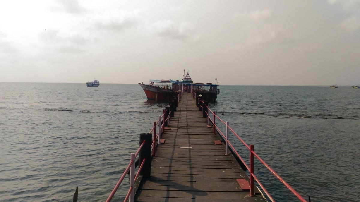 The Ocean boating experience near Agnitheertham - Siva boating centre
