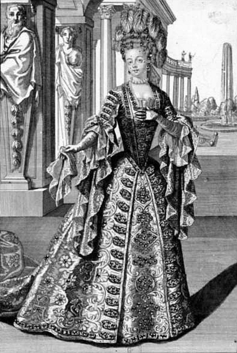 Julie D'Aubingy, also known as La Maupin and Mademoiselle Maupin