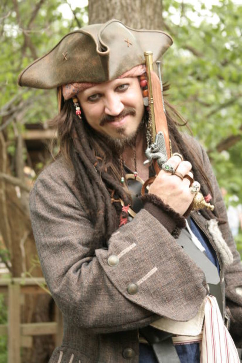 Are Women Really Attracted to Pirates or to the Illusion of Danger?