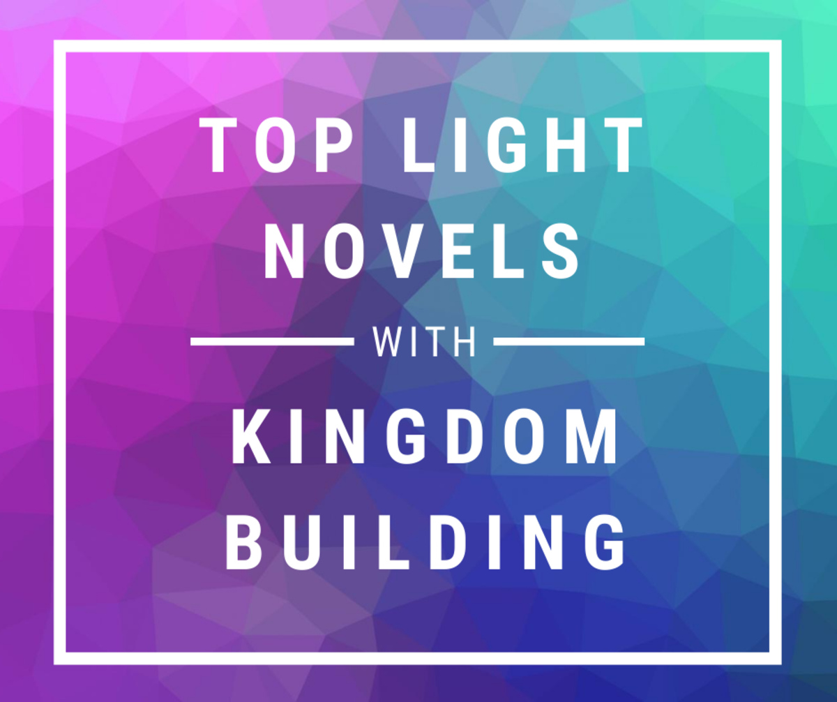 This articles provides a list of light novels with kingdom building.
