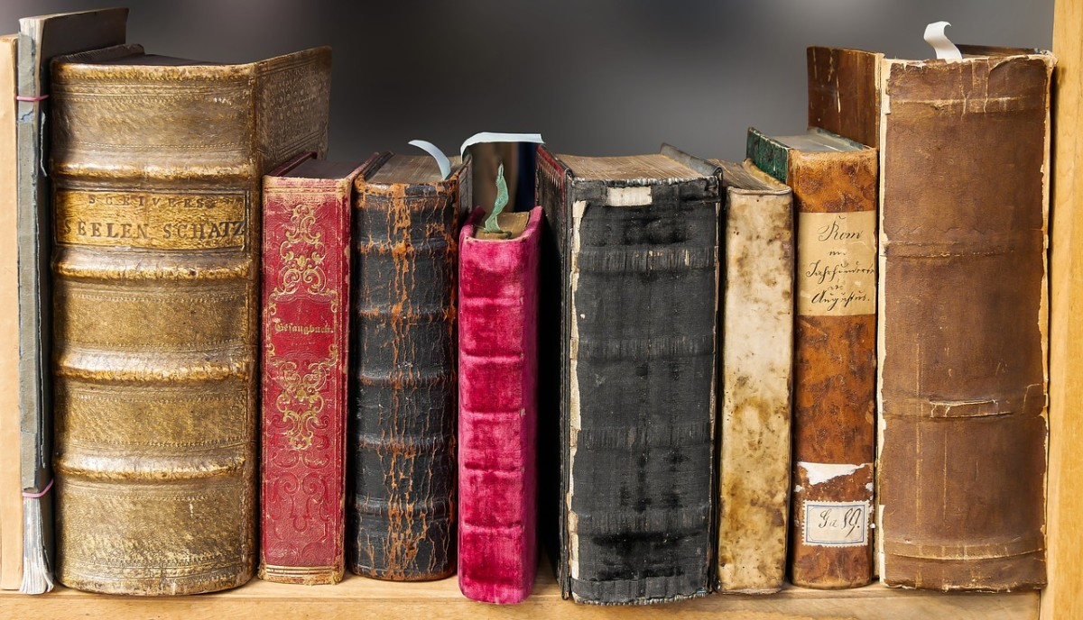 Everyone has old books, turn them into Cold cash!