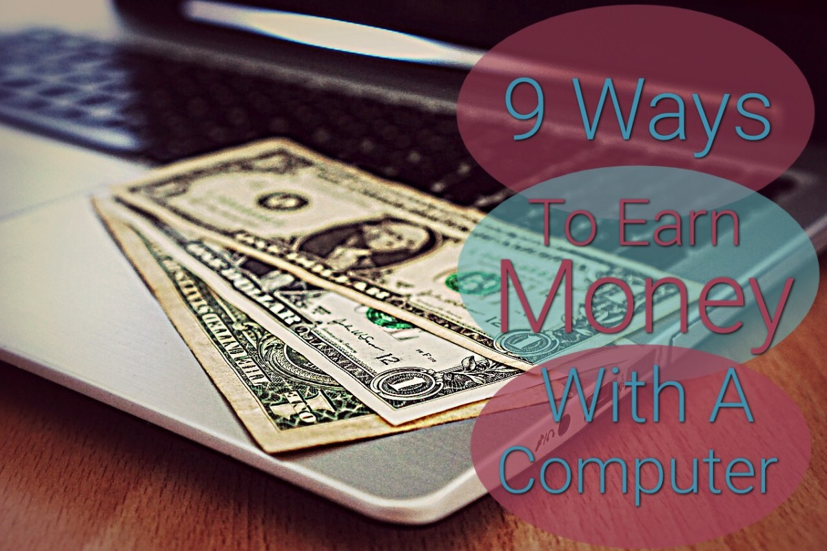 How to Make Money Online With Basic Computer Skills