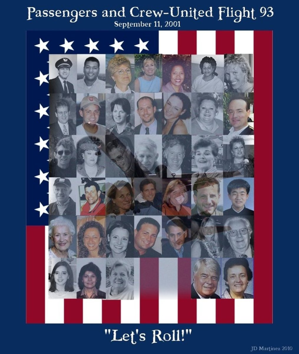 The Heroes of Flight 93