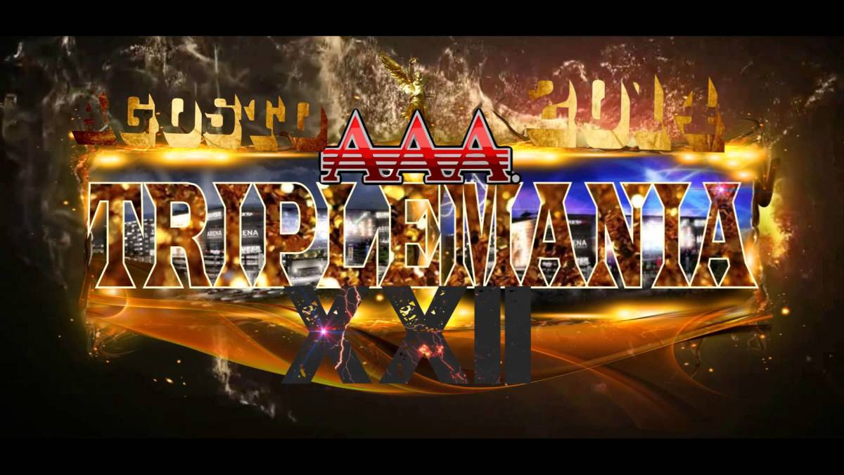 The 25 Greatest Matches in the History of Triplemania (15-11)