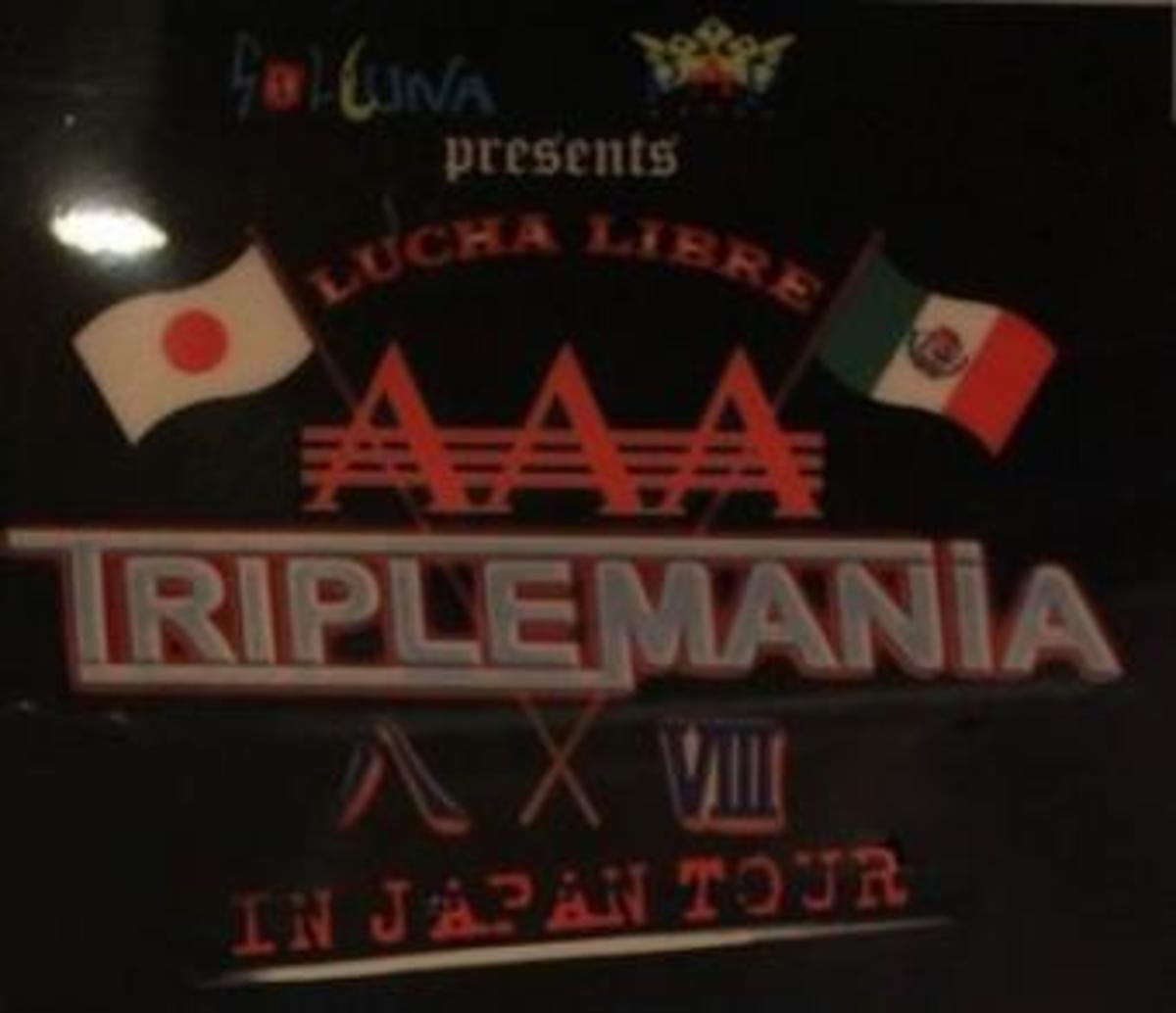 The 25 Greatest Matches in the History of Triplemania (10-6)