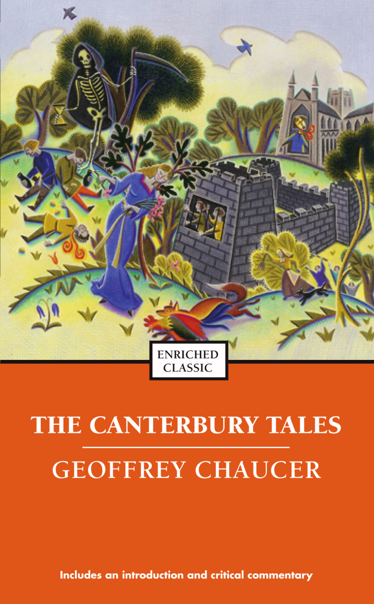 """Close Reading: Chaucer's Canterbury Tales """"Wife of Bath's Prologue"""""""
