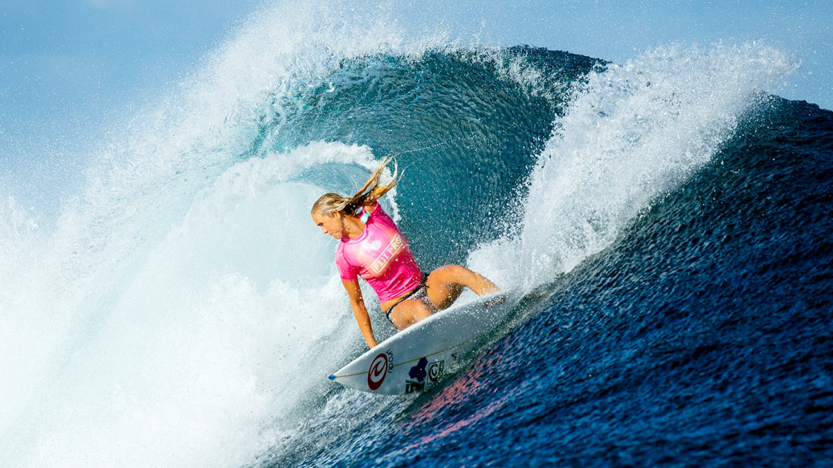 Bethany Hamilton Lost Her Left Arm During a Shark Attack and Still Became a Surfing Champion