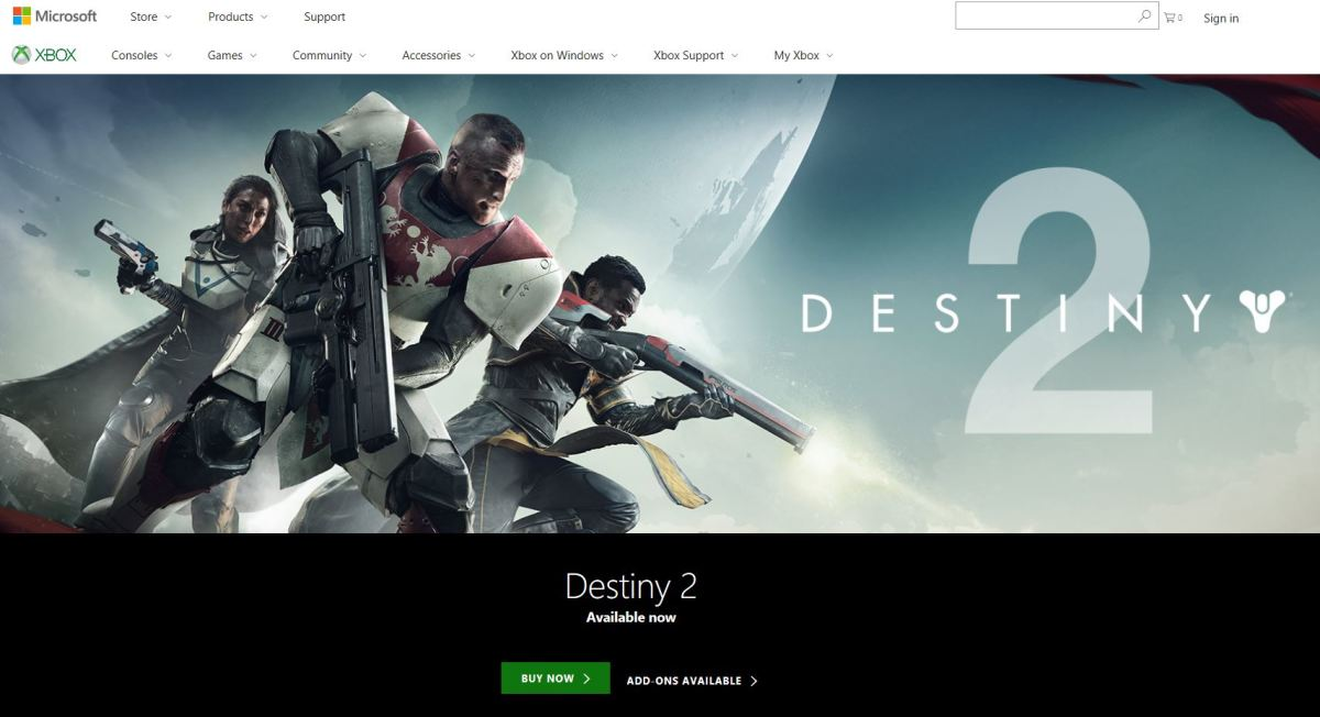 "Open your Web browser and navigate to www.xbox.com. Click ""Sign In"" in the upper right corner of the screen."