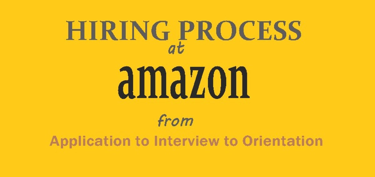 The Hiring Process at Amazon: From Application to Interview to Orientation