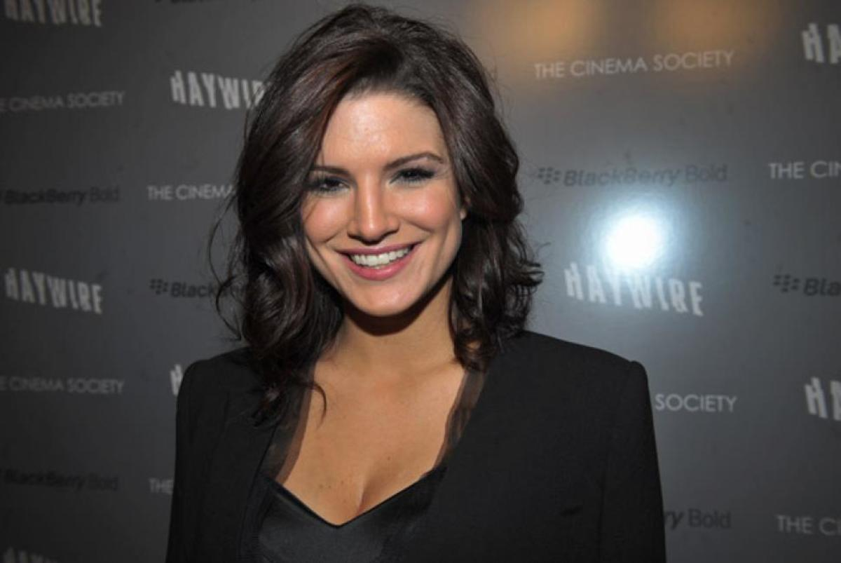 Gina Carano is a former mixed martial artist,  Muay Thai and kickboxing champion who has turned to acting.  She attended the University of Nevada at Reno and then the University of Nevada at Las Vegas for three years where she majored in psychology.