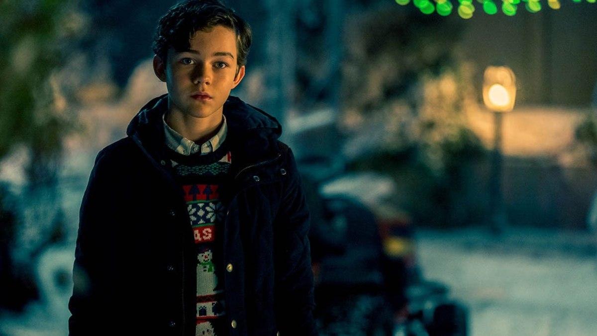 #LeviMiller #Christmashorror #OliviaDeJonge #PatrickWarburton #VirginiaMadsen #MoviestoWatch