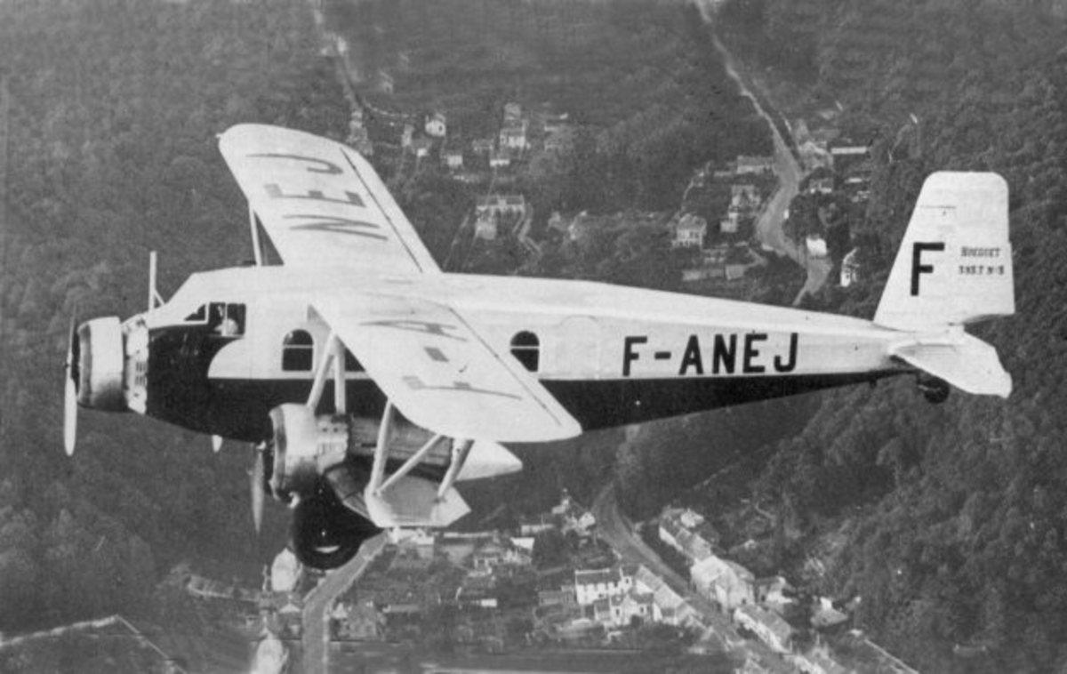 Breguet 393T