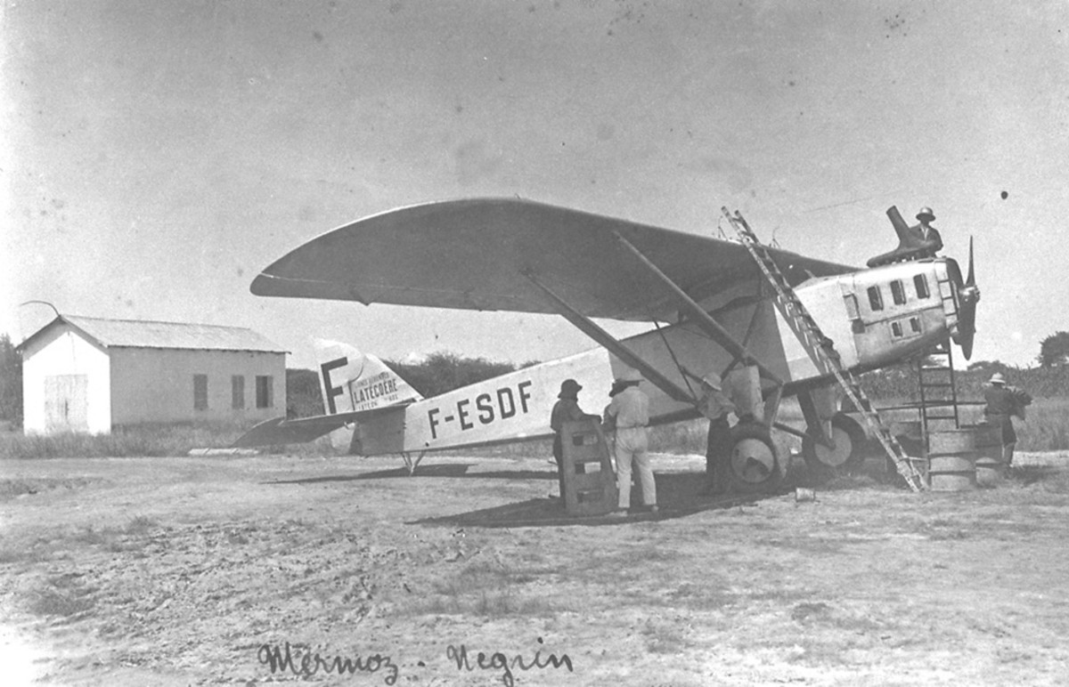 A second version of the aircraft, built later. One was utilized on the line.