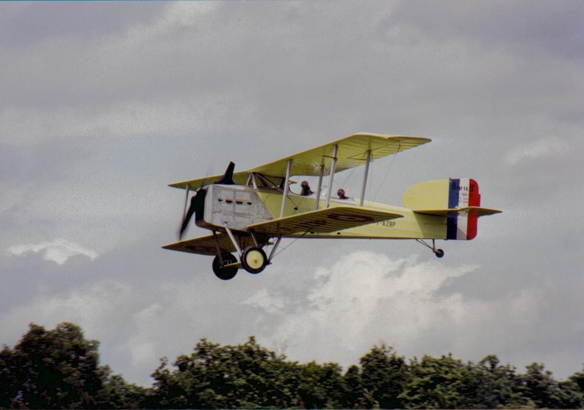 The Breguet 14