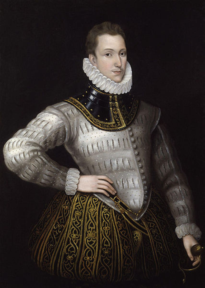 Sir Philip Sidney (oil on canvas, 18th century or after, based on a work of circa 1576)